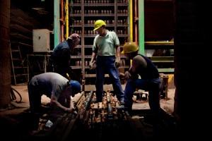 trabajadores de la cooperativa cersinpat