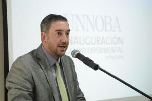 Rector Guillermo Tamarit